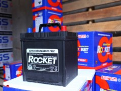 Ắc quy Rocket SMF 55D23 L/R (12v-60ah)