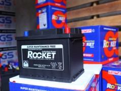 Ắc quy Rocket SMF 55559-65 (12v-55ah)