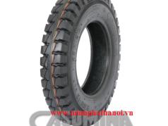 Lốp xe tải Casumina 750-16 16PR CA405C hoa dọc (bộ)