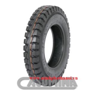 Lốp xe tải Casumina 1200-24 24PR CA402H hoa dọc (bộ)