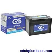 Ắc quy GS 75ah – 12v (85D26L) khô