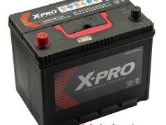 Ắc quy X-Pro 50B24RS/LS (12v-45ah)