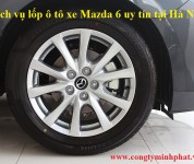 Lốp xe Mazda 6 tại Thanh Xuân – Hà Nội
