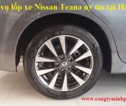 Lốp xe Nissan Teana tại Thanh Trì – Hà Nội