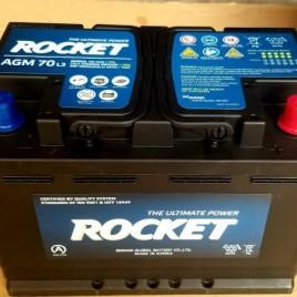 Bình ắc quy Rocket 70Ah phù hợp với những dòng xe nào? Giá cả ra sao?