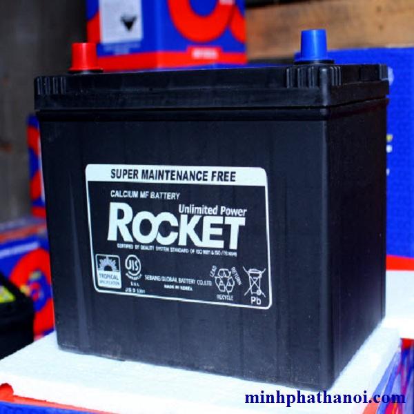Ắc quy Rocket SMF NX100-S6 (L)S (12v-45ah)