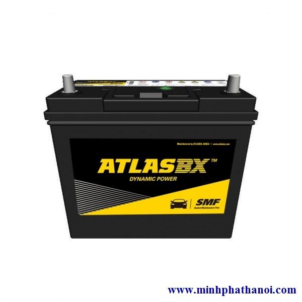 Ắc quy Atlas 45ah - 12v (MF50B24 L/R)