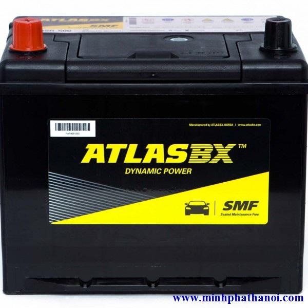 Ắc quy Atlas 50ah - 12v (MF50D20L)