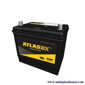 Ắc quy Atlas 60ah - 12v (MF55D23 R/L)