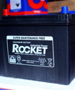 Ắc quy Rocket SMF NX120-7 L/R (12v-90ah)