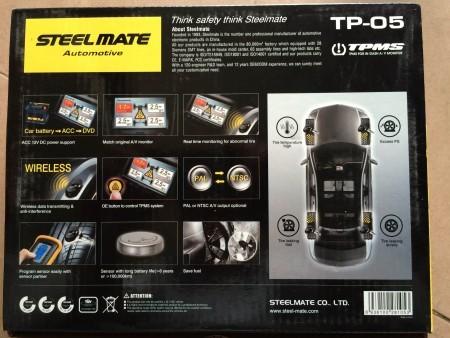 Cảm biến áp suất lốp Steel Mate TP-05 1