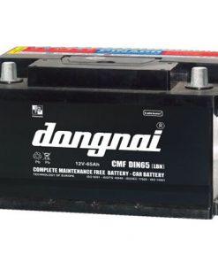 Ắc quy khô Đồng Nai DIN65 (12V-65Ah)