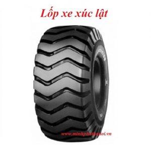 Lốp công trình DRC 18.00-25/53L(E3/L3)/32pr/TT/CR,PM (lốp, săm, yếm)