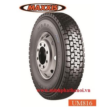 Lốp xe tải Maxxis 7.50-16 M699 16PR gai ngang (cả bộ)