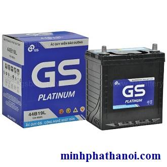 Ắc quy GS 40ah - 12v (44B19L) khô