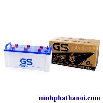 Ắc quy GS 150ah - 12v (N150-E) nước