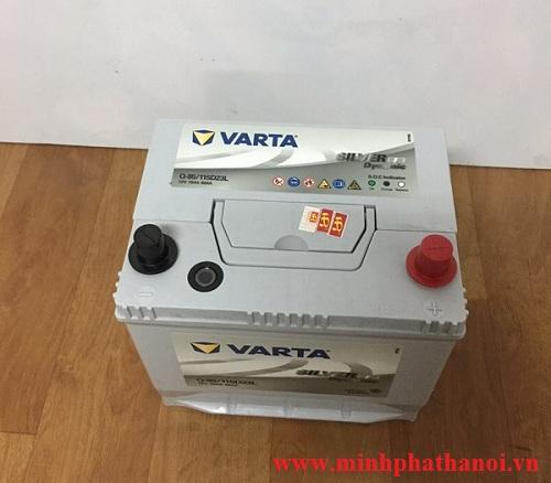 Ắc quy Varta Q-85R/115D23R (75ah-12v) EFB Start - Stop