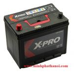 Ắc quy X-Pro 40B19LSRFL (12v-35ah)