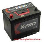Ắc quy X-Pro 55D23R/L (12v-60ah)