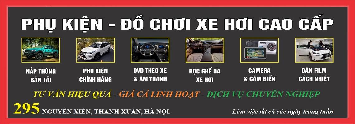 Nội thất đồ chơi ô tô Minh Phát Hà Nội