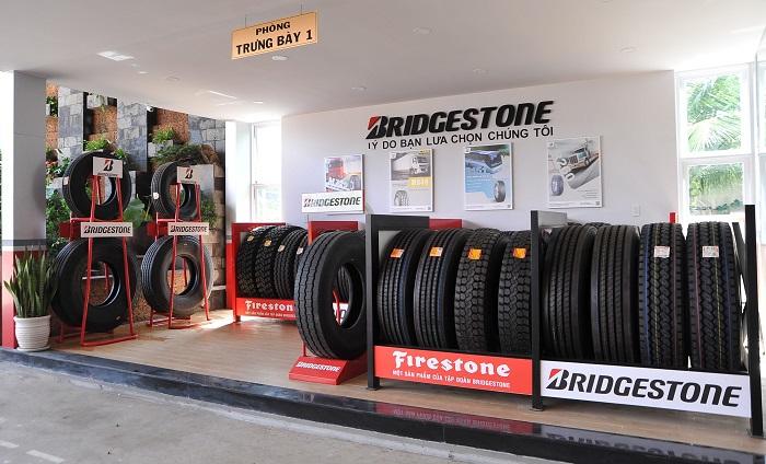 Lốp xe tải Bridgestone rất đa dạng về mẫu mã và phù hợp với địa hình đường xá tại Việt Nam