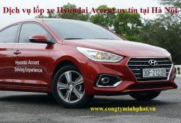 Lốp xe Hyundai Accent tại Hà Nội
