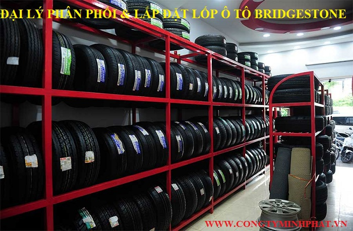 Phân phối lốp xe Bridgestone tại Ninh Bình