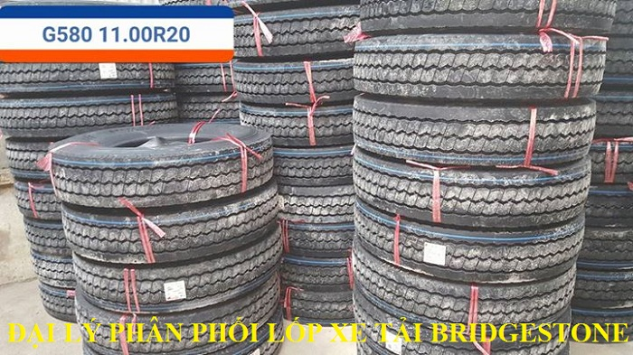 Phân phối lốp xe tải Bridgestone tại Ba Đình - Hà Nội