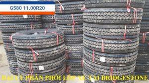 Phân phối lốp xe tải Bridgestone tại Hưng Yên