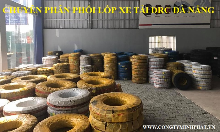 Phân phối lốp xe tải DRC Đà Nẵng tại Đông Anh - Hà Nội