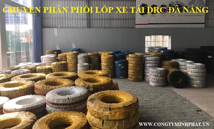 Phân phối lốp xe tải DRC Đà Nẵng tại Thạch Thất - Hà Nội