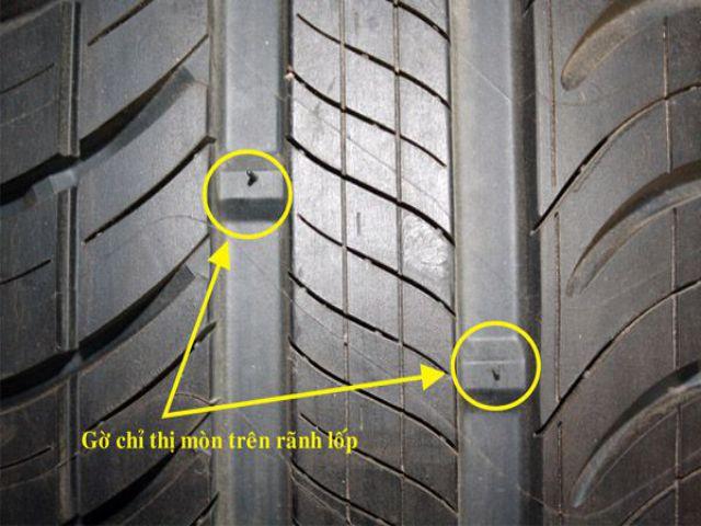 Hướng dẫn cách kiểm tra độ mòn lốp xe ôtô chi tiết và chính xác