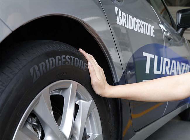 [Góc chia sẻ] - Lý do nên sử dụng lốp xe ô tô Bridgestone!