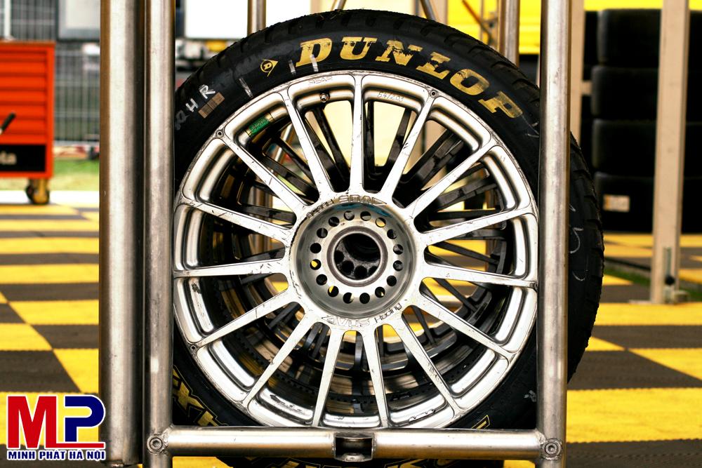 Dunlop Tires - Chất lượng đến từ thương hiệu