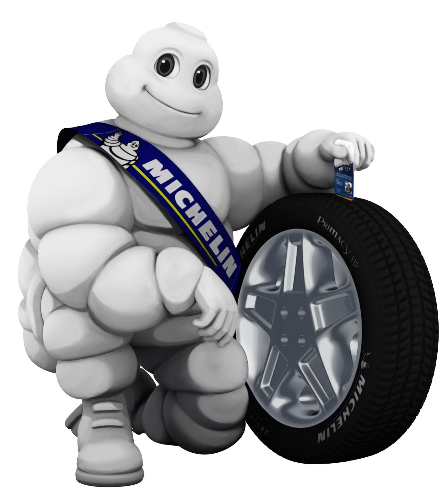 Lốp Michelin nổi bật với độ êm và thân thiện với môi trường
