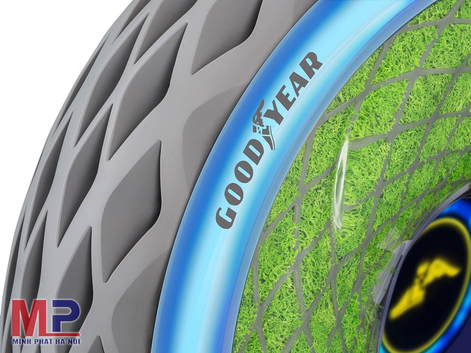 Goodyear thương hiệu lốp xe xứng đáng được lựa chọn