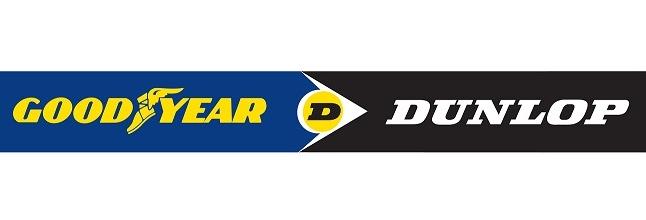Goodyear và Dunlop đều là thương hiệu nổi tiếng trong ngành