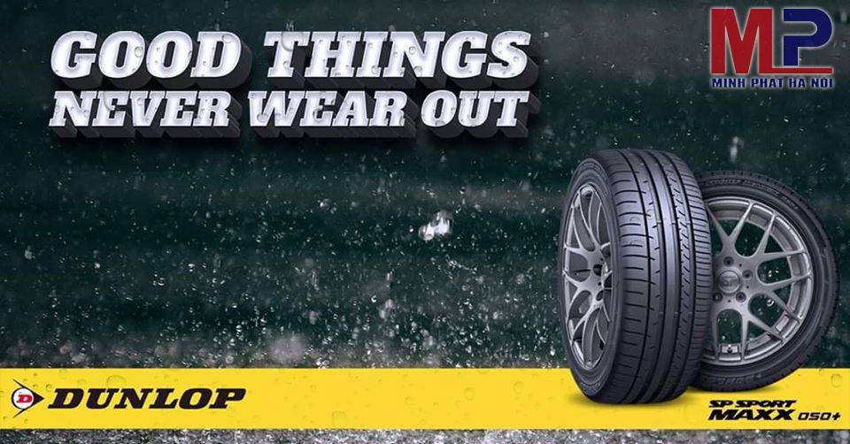 [Hỏi nhanh - Đáp gọn] - Lốp Dunlop có tốt không? Minh Phát Hà Nội