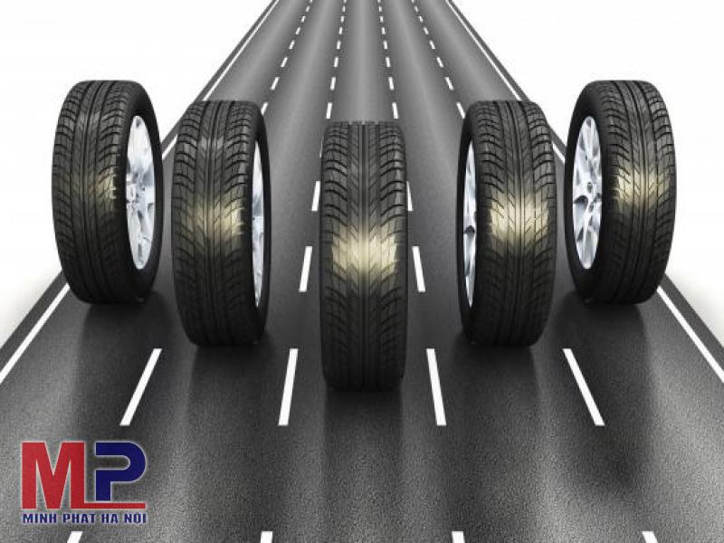 Lựa chọn cỡ lớp tương thích với xe để đảm bảo tốt sự an toàn