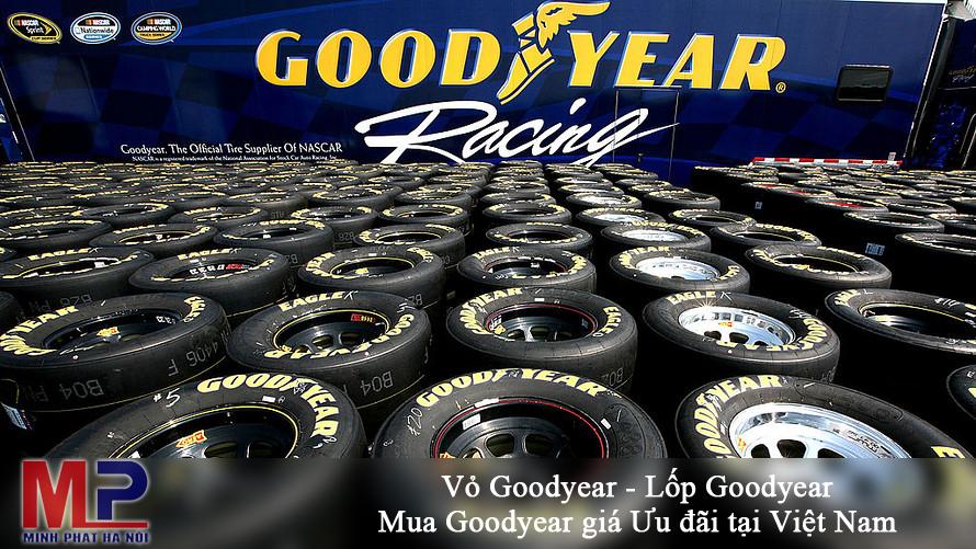 Vỏ Goodyear - Lốp Goodyear - Mua Goodyear giá Ưu đãi tại Việt Nam