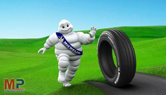 Cấu tạo vỏ xe Michelin được chế tạo với chất liệu an toàn