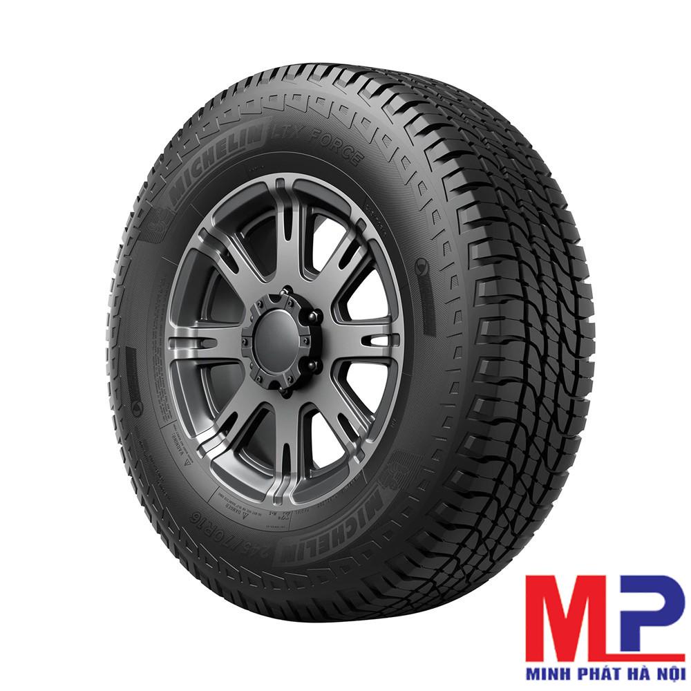 Lốp ô tô Michelin có tuổi thọ cao