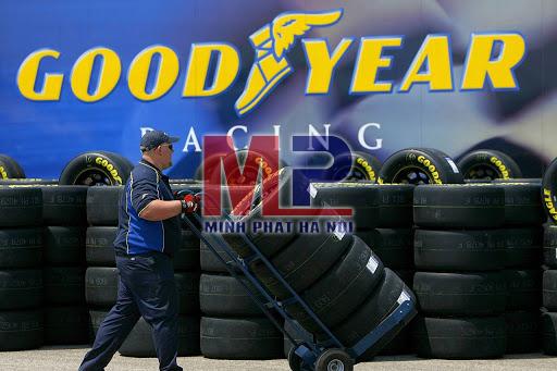 Vỏ xe Good Year áp dụng công nghệ tiên tiến trong sản xuất