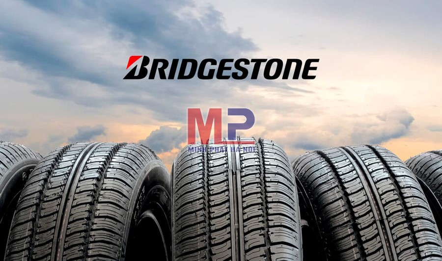 Bridgestone nằm trong top những loại lốp xe bán chạy nhất thế giới