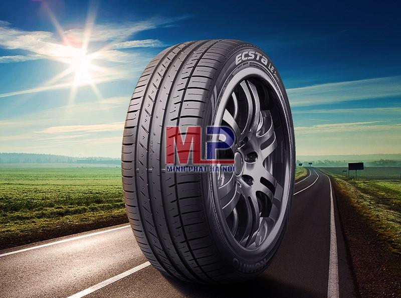 Điểm danh những dòng lốp du lịch Kumho cùng giá lốp xe Kumho mới nhất!