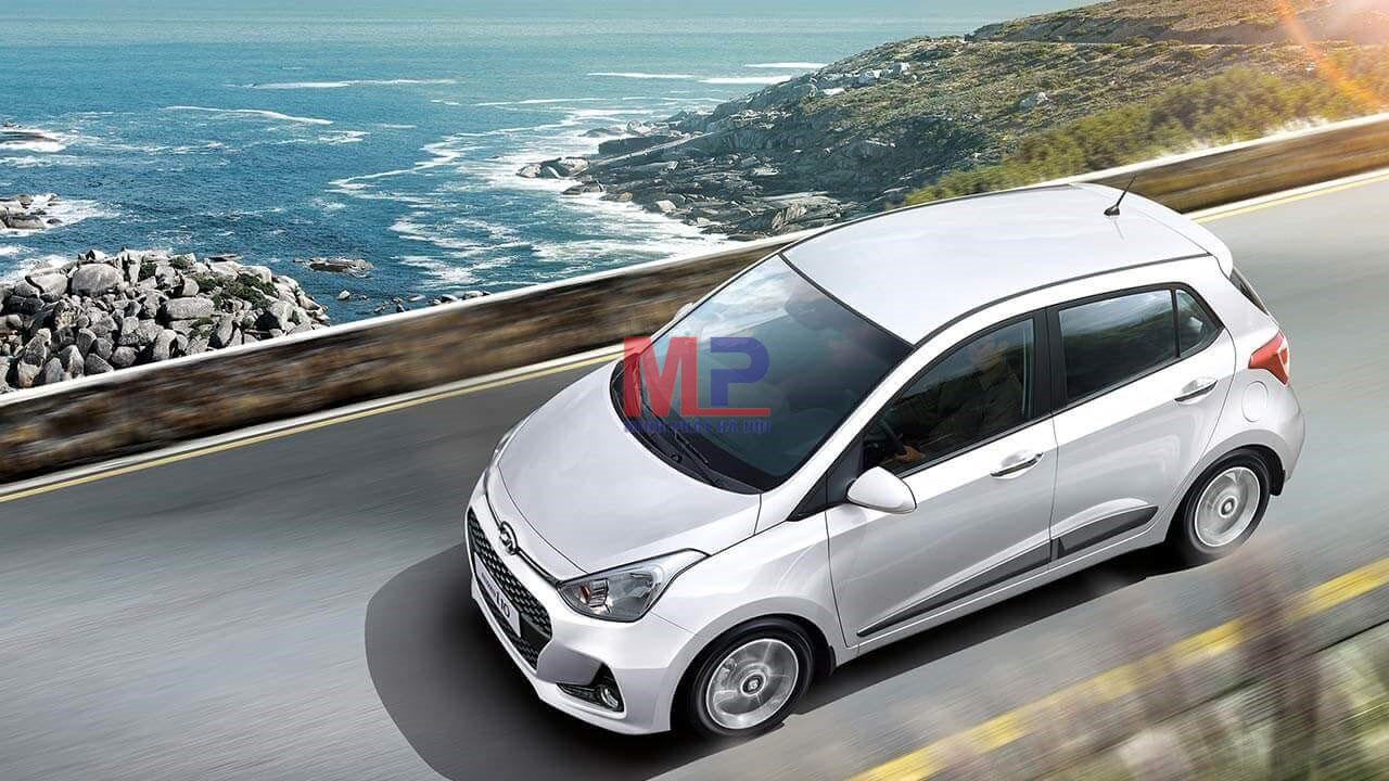 Dòng ô tô Hyundai Grand i10 tương thích với lốp Kumho