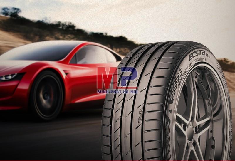 Hướng dẫn cách nhận biết lốp xe Kumho chính hãng!