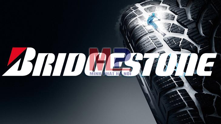 Lốp Bridgestone hỗ trợ vận hành êm ái