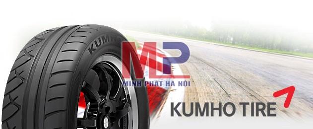 Lốp kumho sở hữu nhiều tính năng đặc biệt