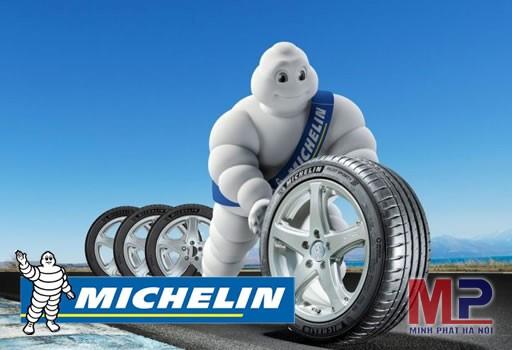 Michelin nổi tiếng với những hiệu năng đáng khâm phục